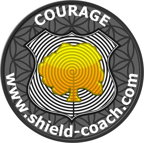 courage Shield Coach - Produkte in der Naturheilpraxis Sylvia Böhnlein in Bamberg