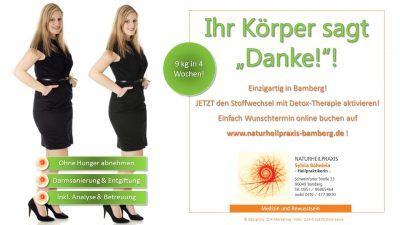 Detoxtherapie in Bamberg