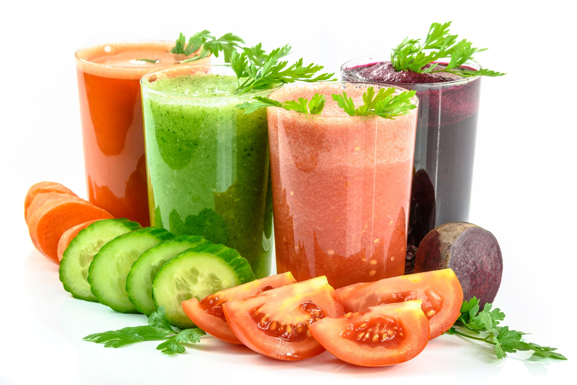 Gemüse - Fitmacher bei Allergien