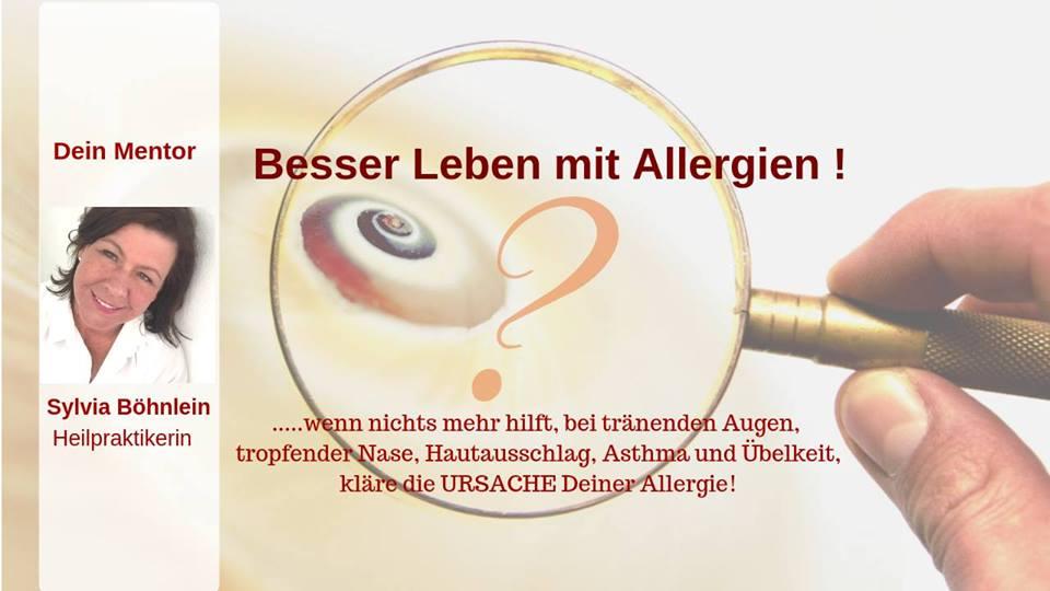 Allergie Coach Sylvia Böhnlein Facebook Gruppe